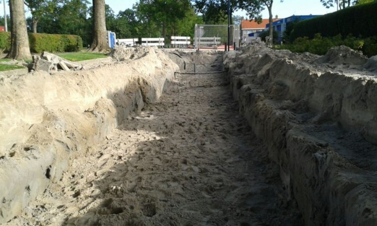 Reconstructie Abraham Kuyperstraat e.o. te Harlingen