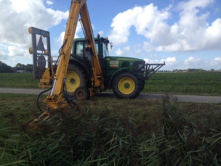 Berm- en slootonderhoud Gemeente Franekeradeel