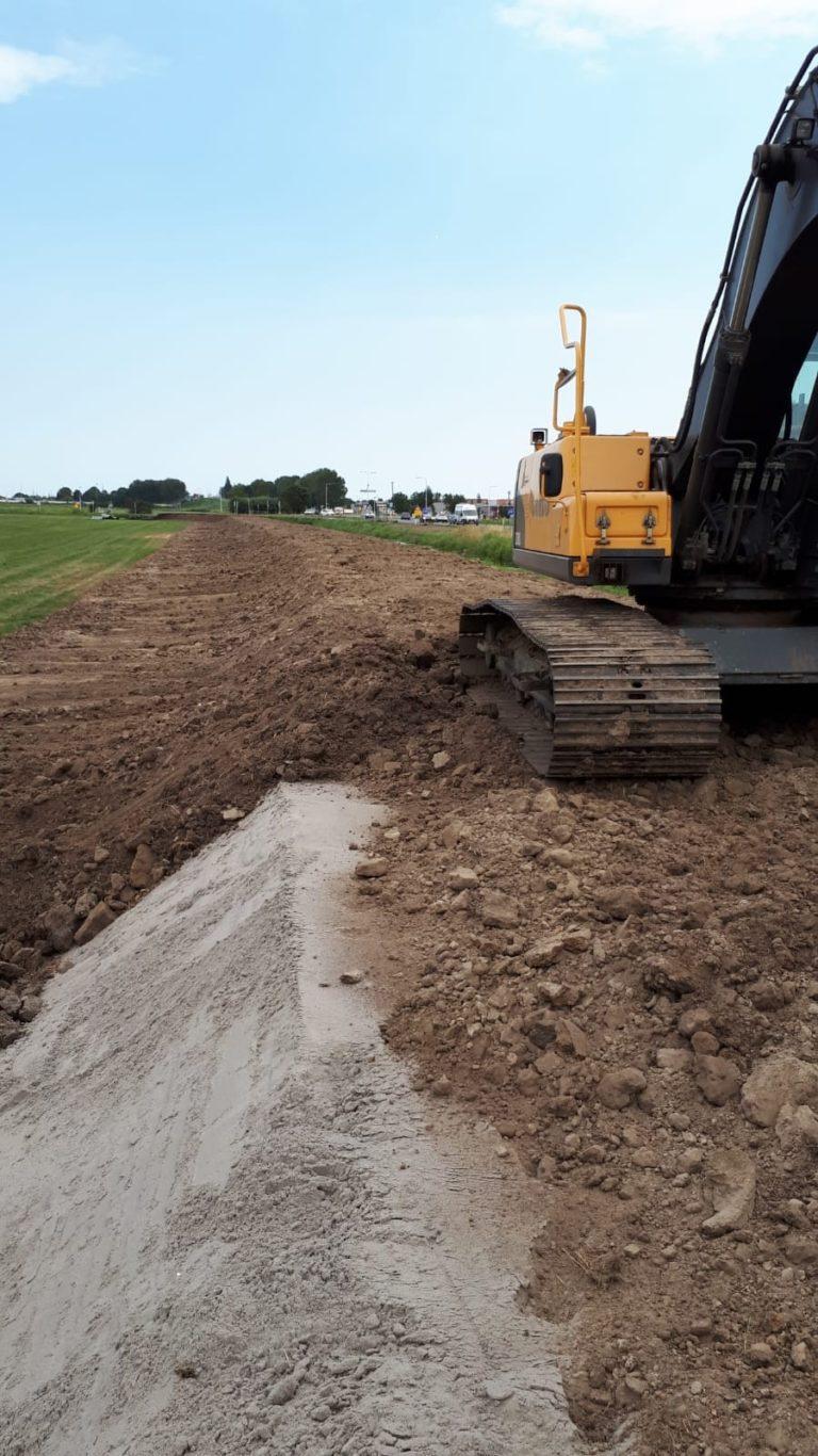 N359 Landbouwpad Provincie Fryslân 2018I17